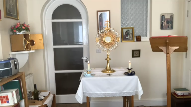Holy Hour (April)